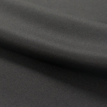 Pique (Black Yarn Dyed Fabric) / 100% Polyester